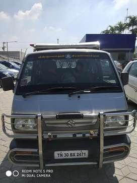 Maruti Suzuki Omni 8 STR BS-III, 2014, LPG
