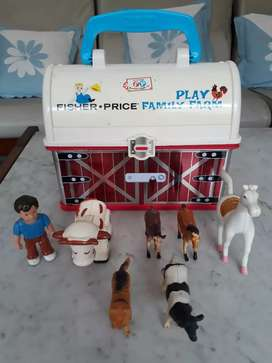 Fisher Price Farm Box