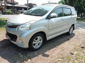 TDP 15 Juta Toyota Avanza Veloz 1.5 AT 2014 Silver