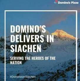 Job in Domino's Pizza