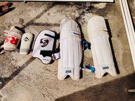 Batting pads and other pads