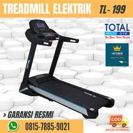 Treadmill elektrik murah TL-199 3hp  Bisa COD CILACAP