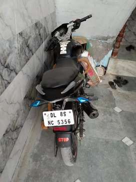 Good pick up with 135Cc engine