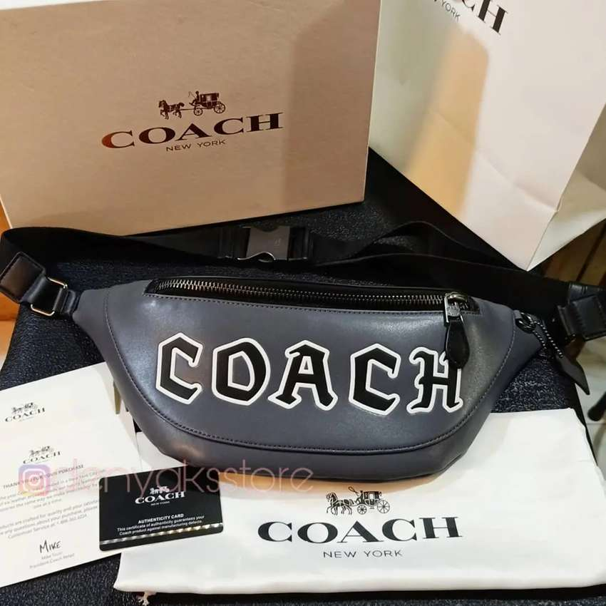 Tas Samping/Waistbag Coach 0