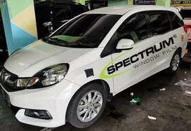 Tak lengkap tanpa blok depan Kaca Film Spectrum Black 40% | 5 Tahun