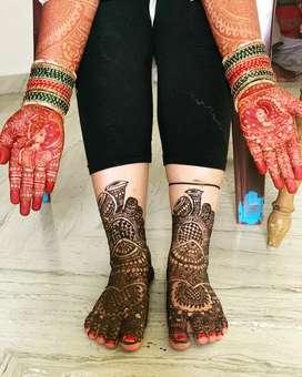Mounika mehandhi designs