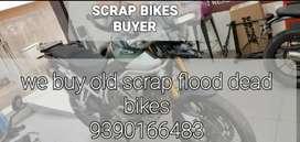 Scrapcars/we buy old dead scrap cars /Bikes