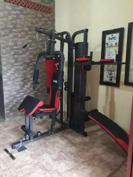 Home gym samsak tiga sisi