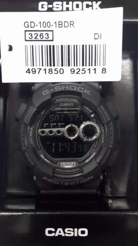 G shock GD-100-1BDR