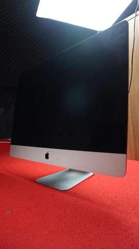 iMac 27inch 2019 5K Retina display  Lengkap dus , dll
