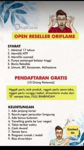 Open member oriflame (bagi yg serius mau sukses bareng!)