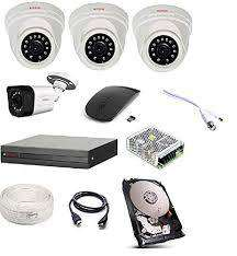 HIGH QUALITY CCTV SET UP  WITH INCLUDING INSTALLATION-