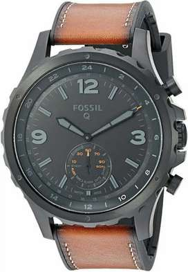 Fossil Q Men's Smart Hybrid Watch