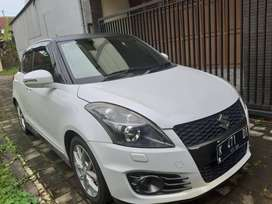 Suzuki Swift Sport 2013 Buld up 185 juta (nego sampai deal)