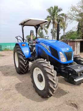 New hollend tractor 2019 90hp tractor only 20hr working