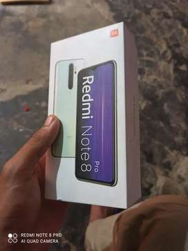 REDMI NOTE 8 PRO Full and final 31500