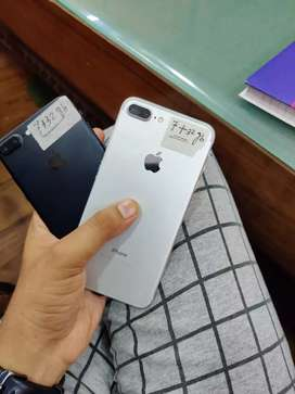 Apple iPhone 7 Plus - 32gb - Matt black / Silver - All Accessories