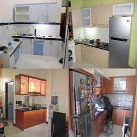 Kitchen Set Furniture Rumah Tangga