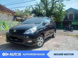 [OLXAutos] Toyota Kijang Innova 2.0 E A/T 2011 Hitam #MOARR