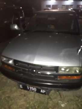 Opel blazer montera 2002