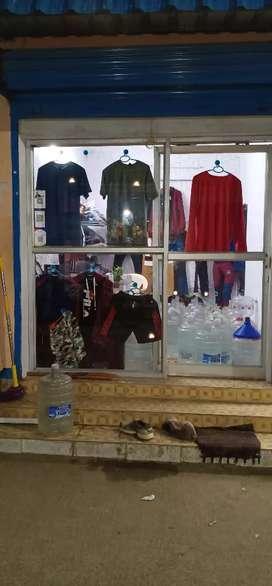 Shop Door 7/7 feet