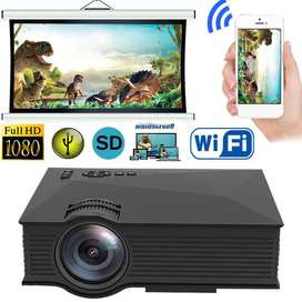 (2021) UNIC UC68 1800 lums Or UC46+ 1200 lums mini LED Projector