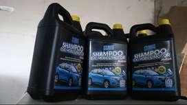 Konsentrat Shampo cuci mobil hidrolik  Medium PT DNS Hemat Irit Aman