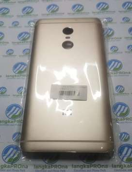 Backdoor Tutup Belakang Xiaomi Redmi Note 4 Mediatek Gold