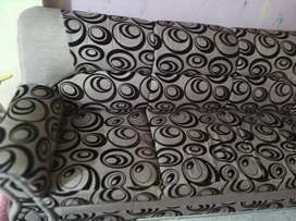 6 month old three seater sofa