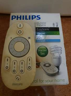 Remote lampu philip second bekas