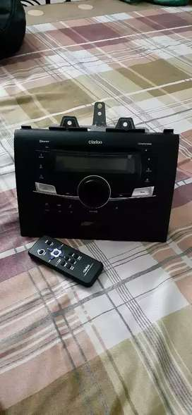 Wagon r VXL Clarion Music System
