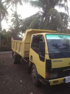 Jual colt disel 120 ps truk tahun 2006 dan Dum truk 2006