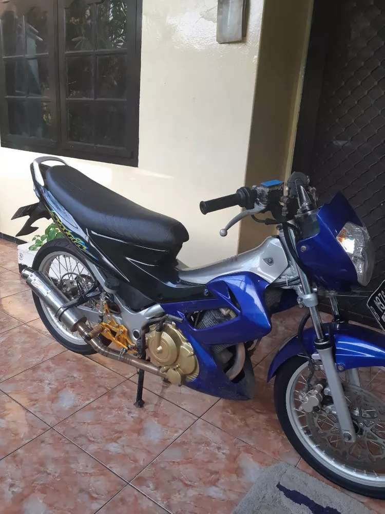 SATRIA FU 150 SC THAILAND