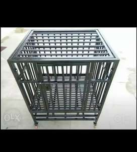 Dog removable cage