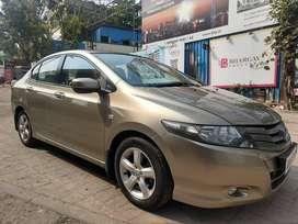 Honda City 2008-2011 1.5 V AT, 2010, Petrol