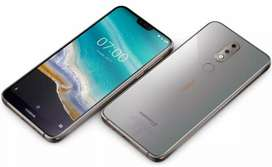 Nokia 7.1 zeiss  (glossy steel colour) limited edition