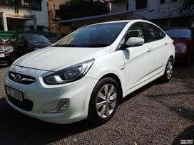 Hyundai fluidic verna ,Comprehensive insurance, sx model