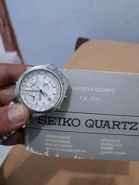Seiko Chronograph 7T32 - 7C60 Original