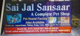 SAI JAL SANSAAR-A complete pet shop