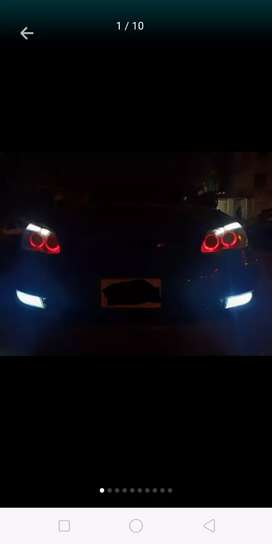Projection lights for 2008 corolla