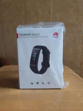 Jam Huawei Band 3