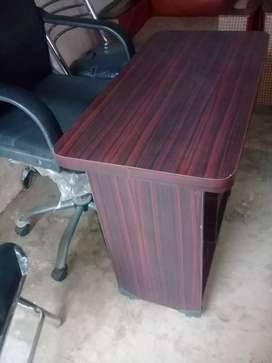 office table, chairs