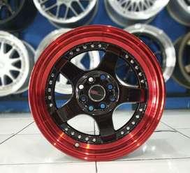 Velg Mobil HSR Ring 15 Untuk Toyota Avanza Kijang Nissan Livina March