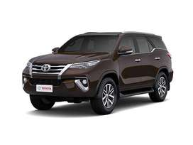 Get New Luxury Toyota Fortuner 2.8 Sigma 4 Just on 20% Down payment..!