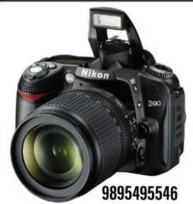 Nikon D90 for rent