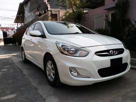 Hyundai grand avega GL matic 2012 dp15