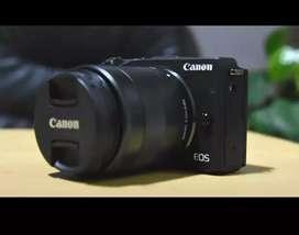 Canon m10 noken sehat anti jamuran