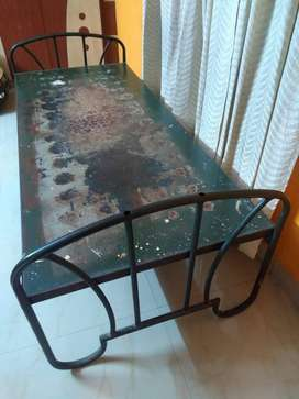 Iron Cot for sale - only Rs. 1000/-