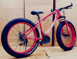 BENGSHI 21 GEAR SHIMANO TZ FAT TYRE CYCLE AVAILABLE