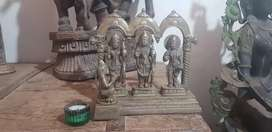 Ram Darbar Divination Brass Statue